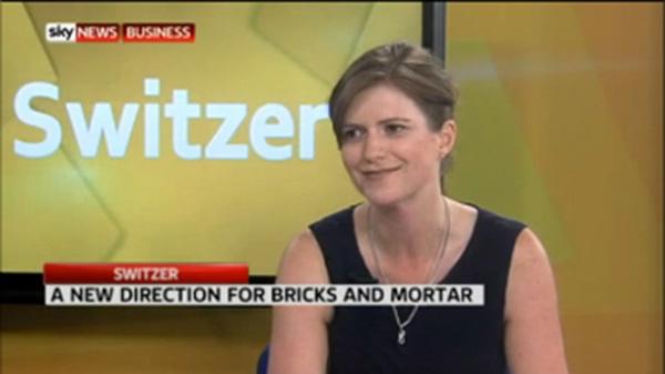 Anna Field on Switzer TV
