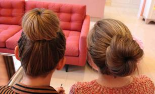 alexpfjackson hairandmakeup Darlinghurst Hints and Tips, How to create a soft and chic bun: