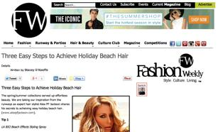 alexpfjackson-hairandmakeup.com-alexpfjackson.com.Three Easy Steps to Achieve Holiday Beach Hair
